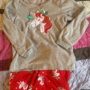 Girl's Carter pajamas